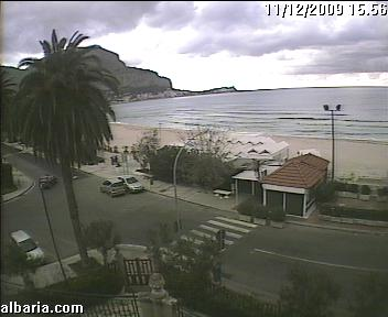 Mondello webcam - Clicca per ingrandire