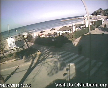 Mondello webcam - Albaria Club Mondello webcam, Sicily, Palermo