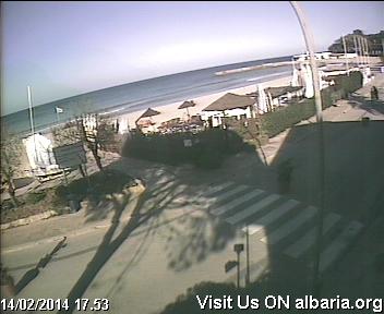 Webcam Mondello Spiaggia - Palermo
